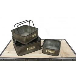 Set x 3 base colección Industrial