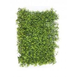 Placa para jardín vertical