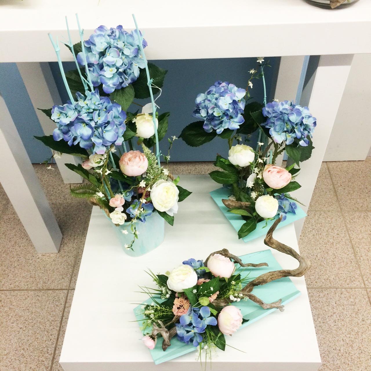 Ideas de Centros con Flor Artificial Otoales Bemaco
