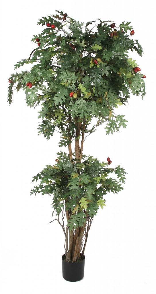 Árbol artificial con fruto