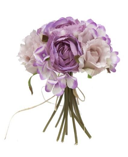 Bouquet flor artificial